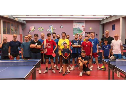 6° Torneo Mare-Pingpong