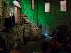 """Tappa a Frontone del festival """"Alte Marche Altra Musica"""""""