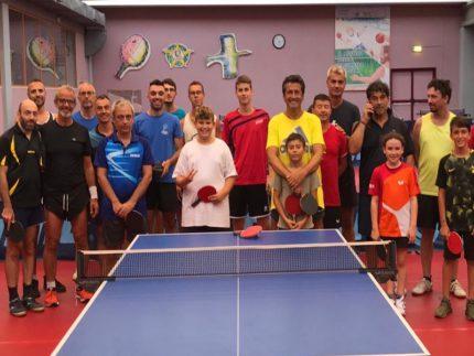 Torneo estivo indetto dal Tennistavolo Senigallia