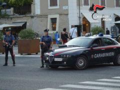 Carabinieri, controlli