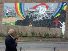 Murale di Arcevia