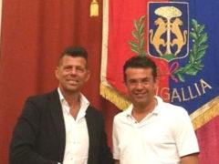 Maurizio Mangialardi e Roberto Pradin