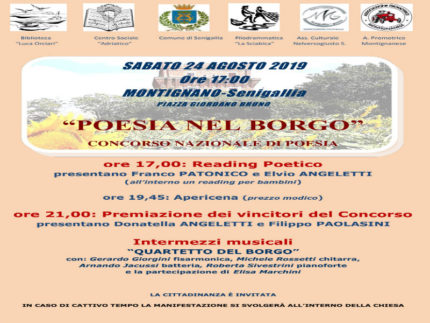 """""""Poesia nel Borgo"""""""