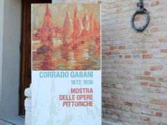Mostra Corrado Gabani a Senigallia
