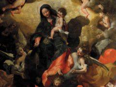 Locandina della visita alla Pinacoteca Diocesana