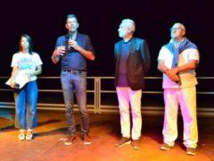 Maurizio Mangialardi presenzia al Marzocca Summer Festival