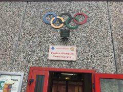 Ingresso del Centro Olimpico Tennistavolo