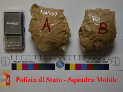 Arresti per droga ad Ancona
