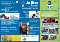 Corsi difesa personale, ju jitsu e pallavolo 2019/2020 a Senigallia