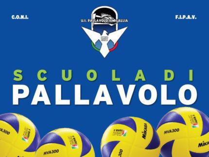 Scuola di pallavolo della US - Corsi 2019/2020 a Senigallia