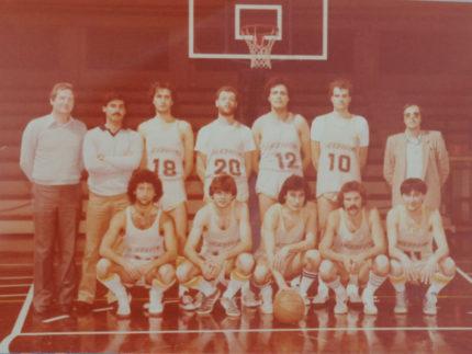 Pallacanestro Senigallia 1980-81
