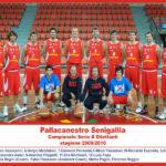 Pallacanestro Senigallia 2009-2010