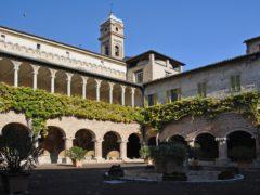 Chiostro San Nicola di Tolentino