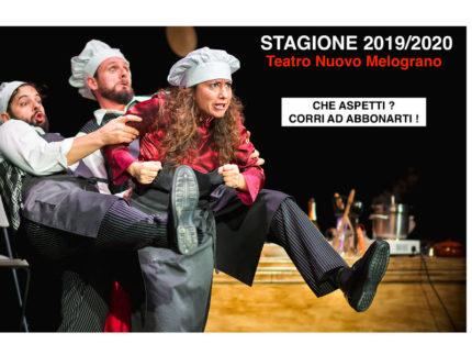 Campagna abbonamenti Nuovo Melograno