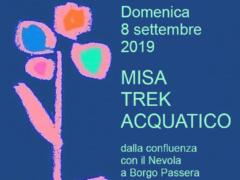 Locandina del Misa Trek Acquatico
