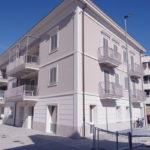 Levante Immobiliare - Nuova sede in via Mamiani a Senigallia - Esterno dell'edificio