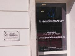 Levante Immobiliare - Nuova sede in via Mamiani a Senigallia - Ingresso