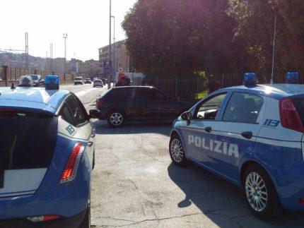 Controlli Polizia ad Ancona