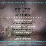 A Trecastelli presentazione del libro La Sete di Ilaria Bigonzi