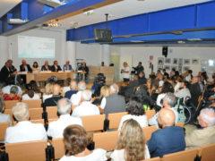 Sala riunioni Regione Marche