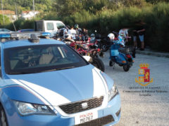 Prove velocità a Borgo Bicchia