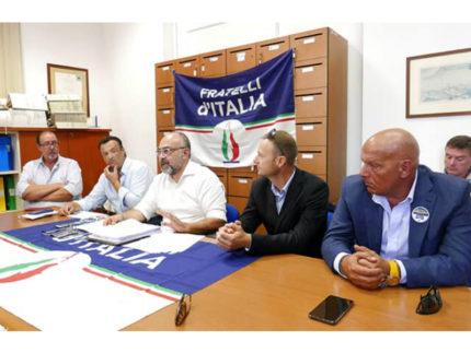 Fratelli d'Italia replica a Mangialardi