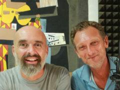 Alessandro Manoni e Fabio Girolimetti