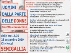 Convegno donne a Senigallia