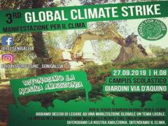 Sciopero del clima a Senigallia