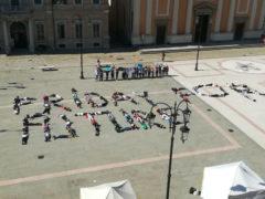 Fagnani for Future - Alphabody in piazza Garibaldi