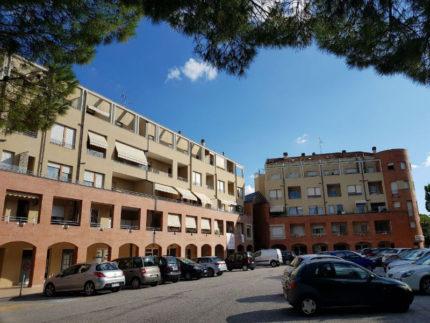 """Condominio """"Parco dei Pini"""" in via Marche a Senigallia"""