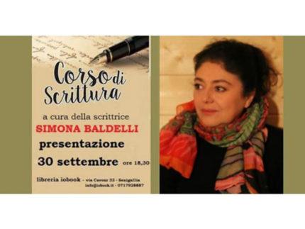 aboratorio di scrittura a tre dimensioni' della scrittrice Simona Baldelli