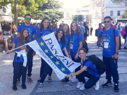 """Gli studenti dell'Istituto """"A. Panzini"""" per Animus dall'USR Marche"""