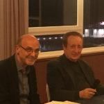 Mario Ceccarelli e Riccardo Montesi
