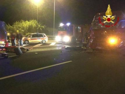 Incidente sulla A14