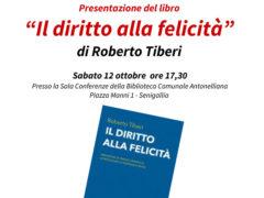 """Presentazione libro """"Il diritto alla felicità"""""""