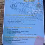 Manifesto relativo al 66° raduno nazionale dei Dalmati