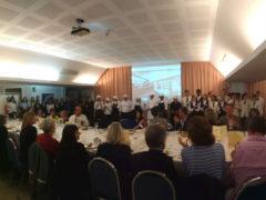 """Cena di benvenuto all'Istituto Panzini per il progetto """"Teachers on Tour"""""""