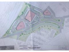 Progetto riqualificazione area ex Messersì