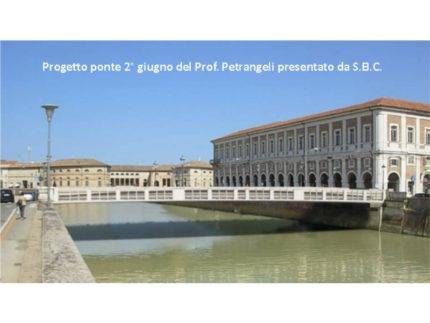 Progetto ponte 2 Giugno del prof. Petrangeli presentato da SBC