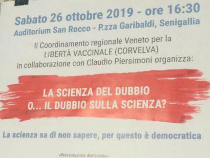 Convegno scientifico a San Rocco