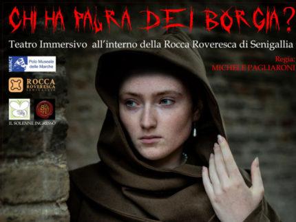"""""""Chi ha paura dei Borgia?"""""""