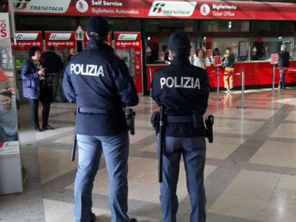 Polfer, Polizia Ferroviaria