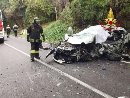 Incidente mortale a Senigallia su strada della Bruciata