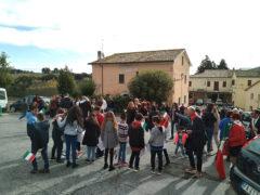 Celebrazioni per il 4 Novembre a Castel Colonna di Trecastelli