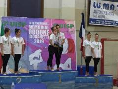 Polisportiva Senigallia conquista un prestigioso podio