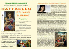 Mostra a Urbino, resoconto