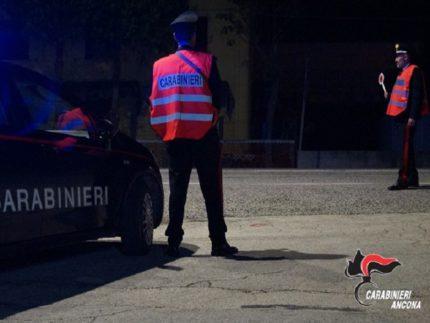 Pattuglia dei Carabinieri , controlli