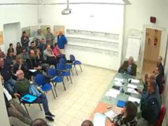 Commissione sul centro di gestione dei rifiuti a Cesano