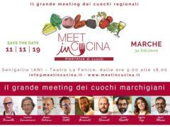 """Locandina di """"Meet in Cucina"""""""